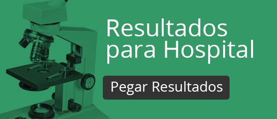 resultados hospital
